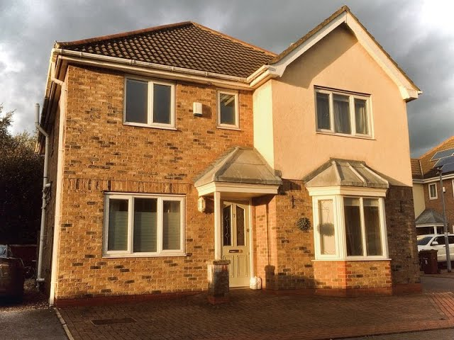 Video 1: Large detached house with parking