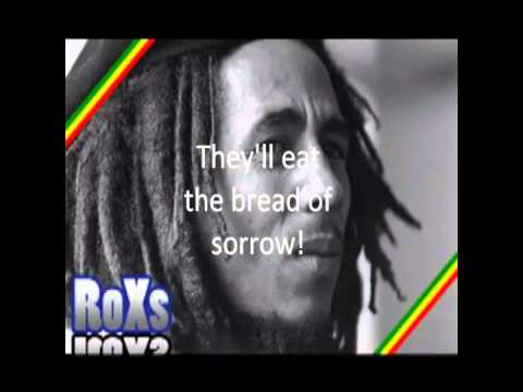 Bob Marley - Guiltiness With Lyrics