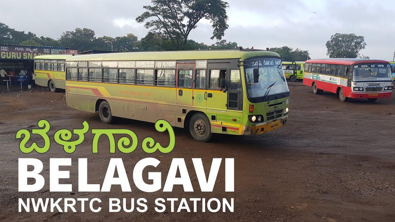 Download NWKRTC Central Bus Stand Belagavi, Karnataka