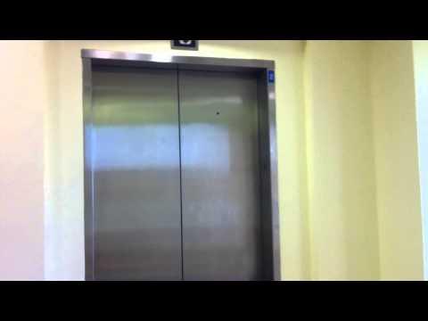Miami/Dover Impulse Traction Elevators at All Children's Hospital