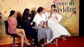 Sonam Kapoor Compares Kareena Kapoor And Shahid Kapoor Marriage Life