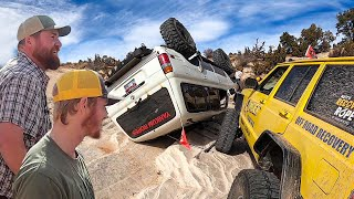ROLL OVER, They Crashed Into My Jeep!
