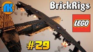 Brick Rigs \ #29 \ НЕВЕРОЯТНЫЙ ЯДЕРНЫЙ БОМБОРДИРОВЩИК \ СКАЧАТЬ БРИК РИГС !!!