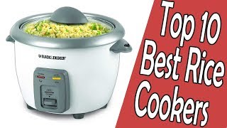 (2018- 2019)Top 10 Best Rice Cookers In (2018- 2019)
