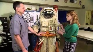 ISS Update: Russian Spacesuits and Spacewalks