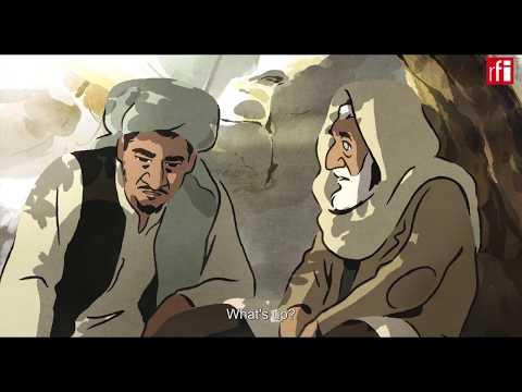 'The Swallows of Kabul' - Zabou Breitman's Afghan love story