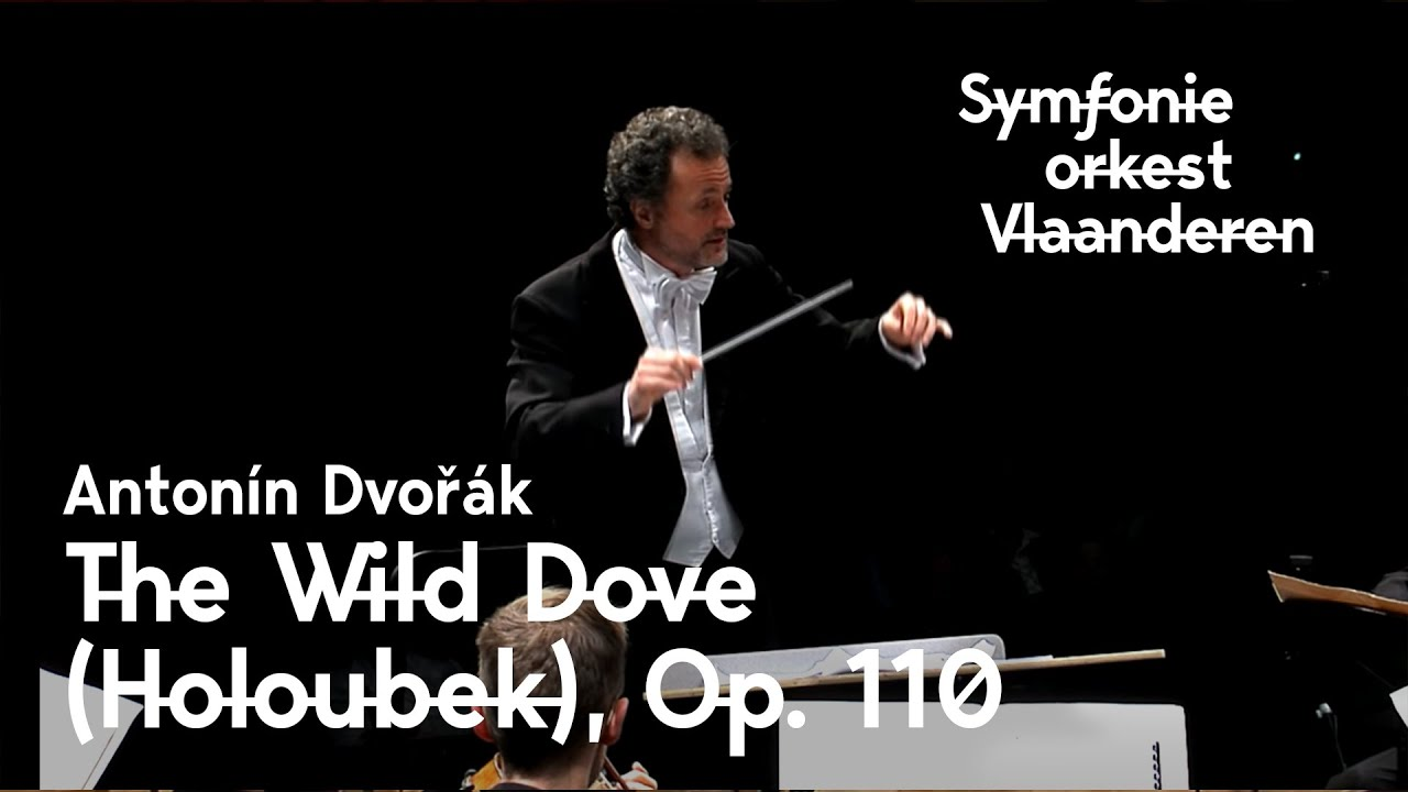 Symfonieorkest Vlaanderen - The Wild Dove (Holoubek), opus 110 (Antonín Dvořák)