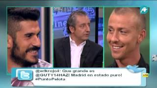 Guti y Álvaro desvelan los secretos del vestuario madridista