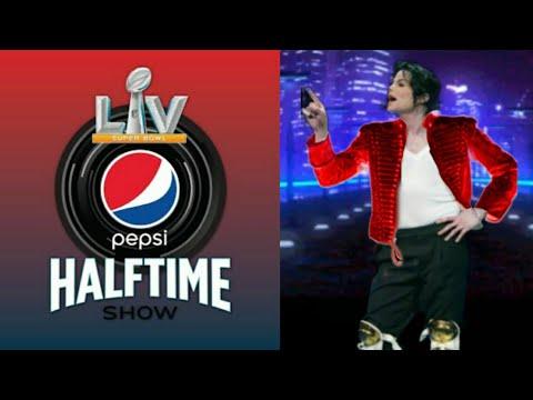 Michael Jackson's FULL Pepsi super bowl LV Halftime show 2021 [ MJJ's fanmade ]