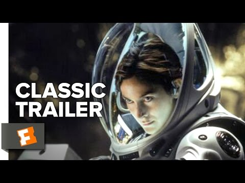 Red Planet 2000  Val Kilmer, CarrieAnne Moss Science Fiction Movie HD