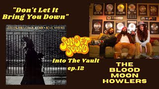 """Don't Let It Bring You Down"" by The Blood Moon Howlers. Sunset Sound: Into The Vault ep. 12"