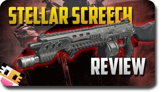 "Call of Duty: Black Ops 3 - ""205 Brecci"" or ""Stellar Screech"" Shotgun Review (BO3 Zombies Gameplay)"