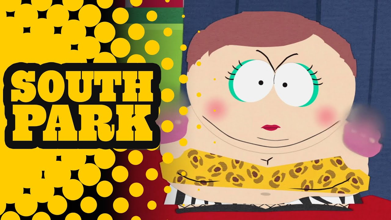 Whatever! I Do What I Want! - SOUTH PARK