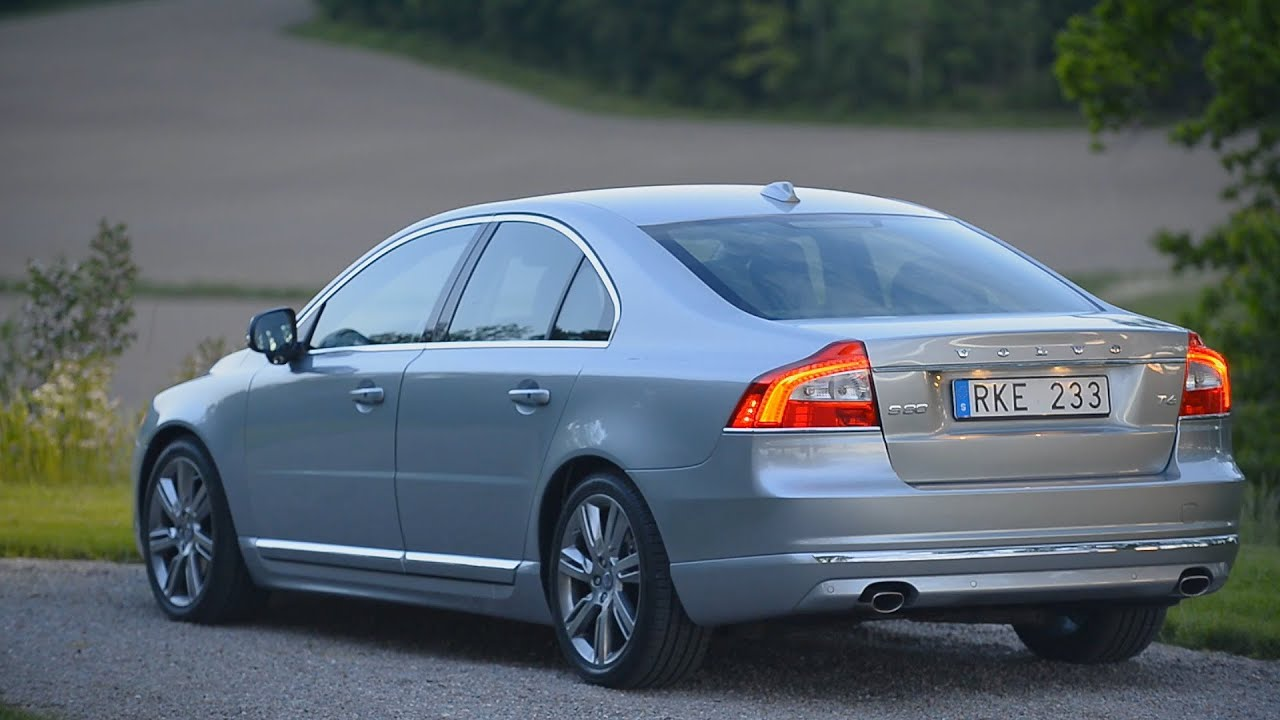 New Volvo V60 >> 2014 Volvo S80 - YouTube