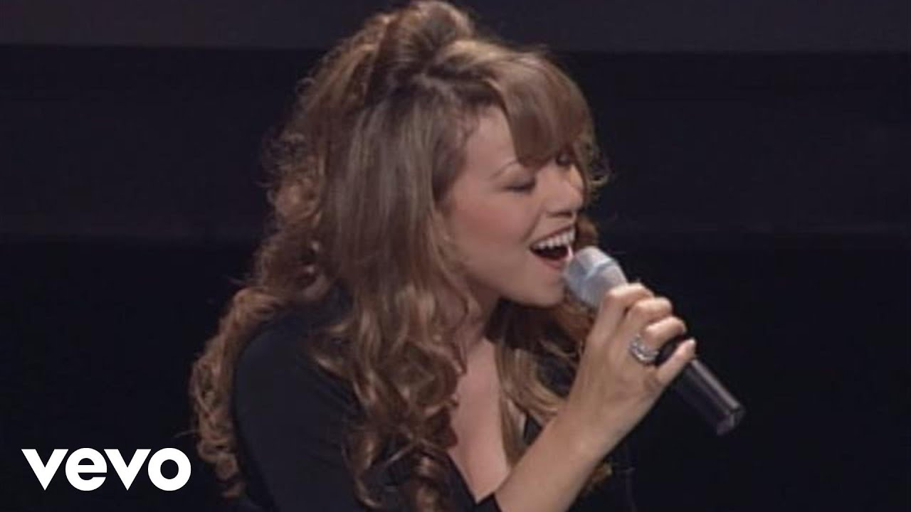 Mariah Carey Dreamlover From Fantasy Live At Madison Square Garden