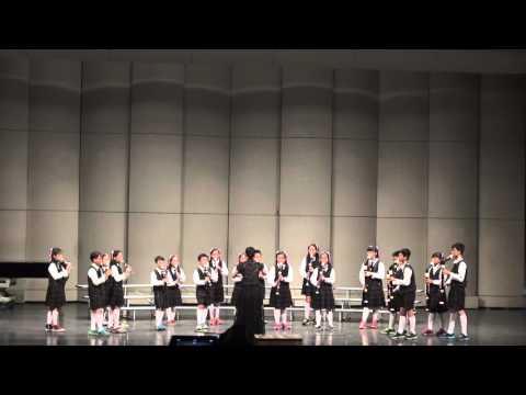 深坑國小--104年度臺南市學生音樂比賽直笛團體組--優等 - YouTube