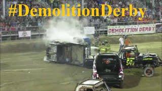 JUAB DEMOLITION DERBY 2014! (DAY 144 PART 2)