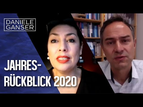 Dr. Daniele Ganser - Jahresrückblick 2020