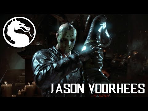 Mortal Kombat X Multiplayer - Jason Voorhees Ranked
