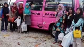 #Travelog:Pangkor Island