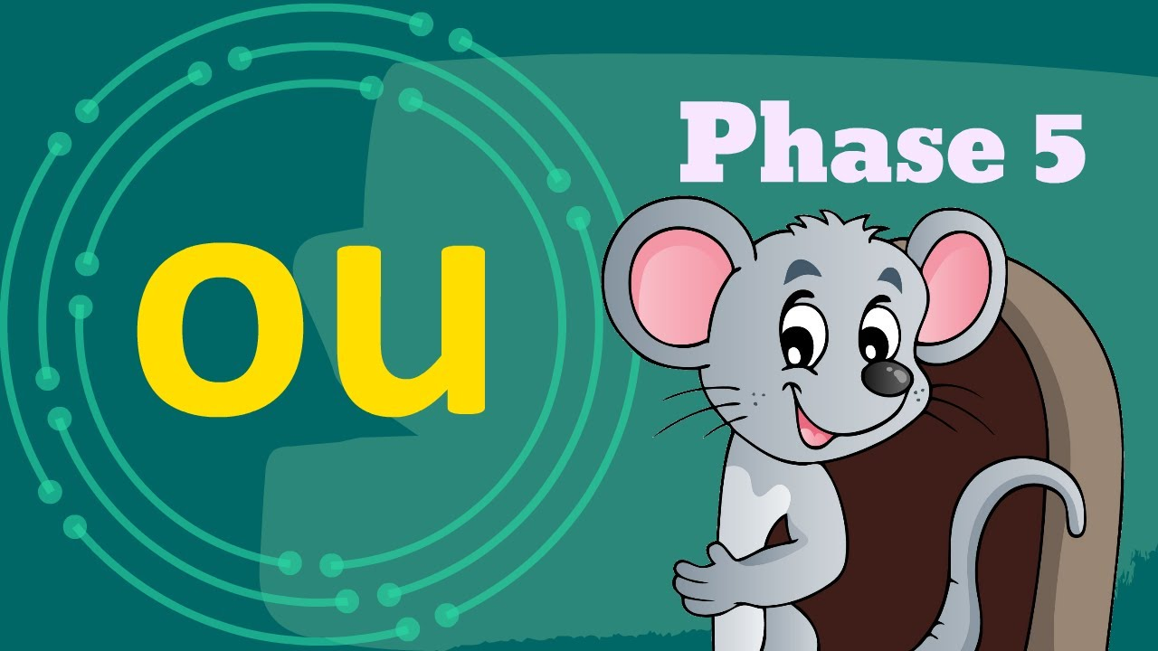 Download The OU Sound | Phase 5 | Phonics