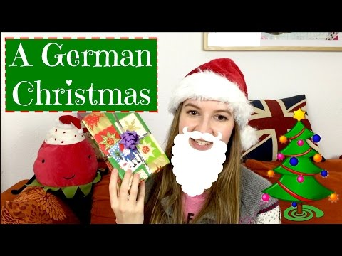 German Christmas trees and decorating!