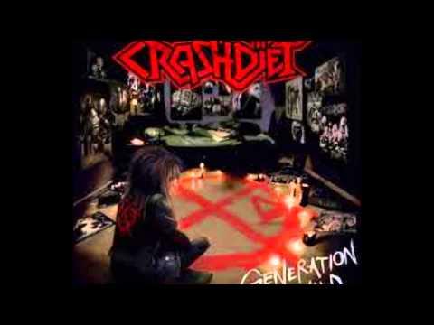 Armageddon - Crashdiet  lyrics