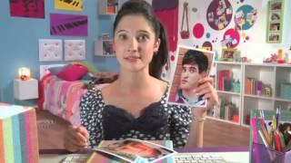 Violetta Il videoblog di Francesca #1