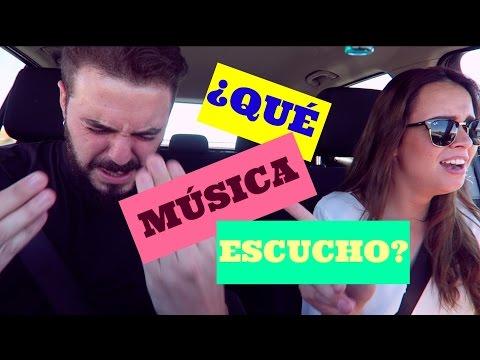 ¿QUE MÚSICA ESCUCHO DE VIAJE ? | Rebeca Terán