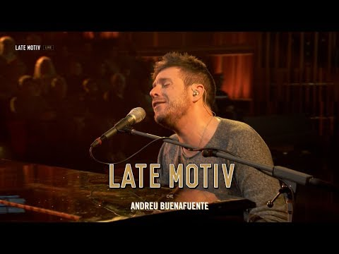 LATE MOTIV - Pablo López. † El Patio † | #LateMotiv329