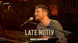 LATE MOTIV - Pablo López. 'El Patio' | #LateMotiv329