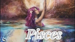 Pisces January 2018 love reading. Someone wants your attention