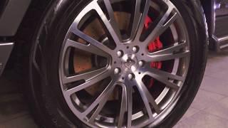 Тюнинг, Рестайлинг Карбон Mercedes G-Class