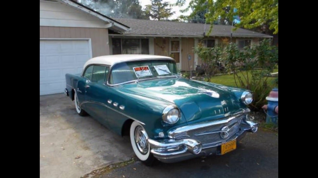 Craigslist Classic Car of the Day 1956 Buick Special 2 dr ...