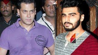 Is Arjun Kapoor AFRAID Of Salman Khan & Arbaaz Khan  Bollywood Gossip