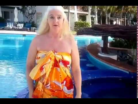 Desire Pearl Nude Pool - Leave your Panties Home Vacations