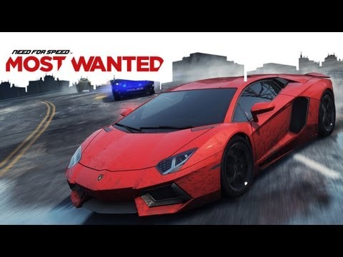 Need for Speed Most Wanted Launch Trailer