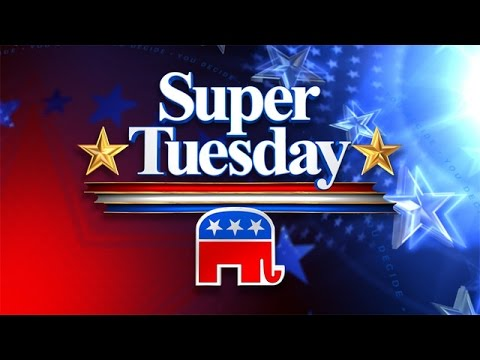 Super Tuesday Republican Primary Voting 2016: Results!