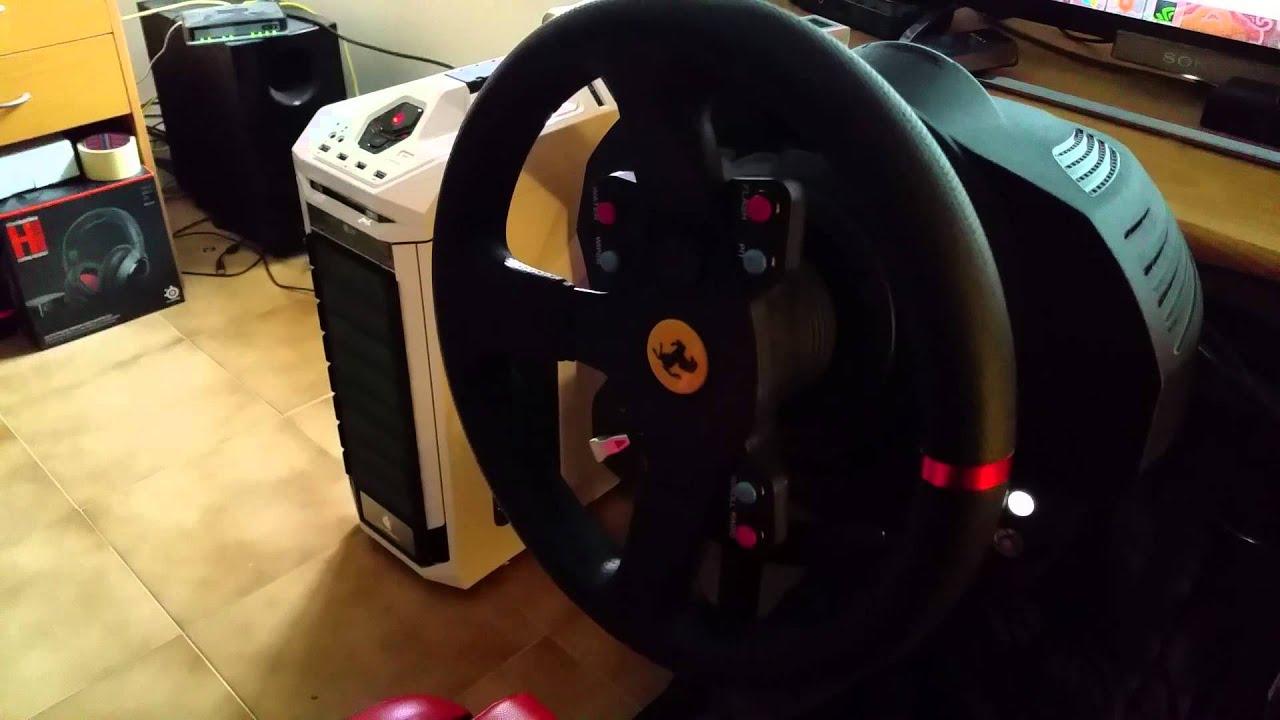 thrustmaster firmware updater bricked my wheel