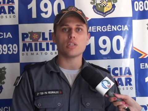 Balanço da Polícia Militar do final de semana
