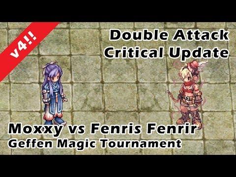 Auto-warg Ranger vs Fenrir v4 ~DOUBLE ATTACK CRITICAL UPDATE~ No Gods / MVPs