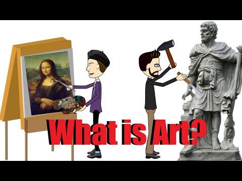 Aesthetics - (What is Art?)