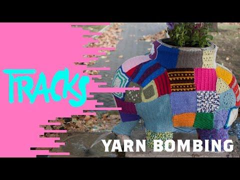Yarn Bombing - Tracks ARTE
