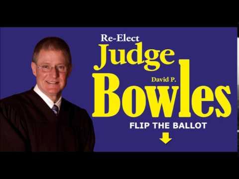 Judge David Bowles Radio Ad