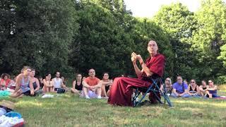 Transformation intérieure : la méditation bouddhiste tibétaine