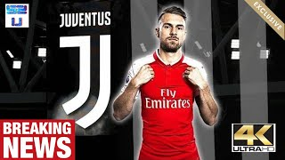 Aaron Ramsey ⚽ Welcome to Juventus Official I 2019 4K UHD