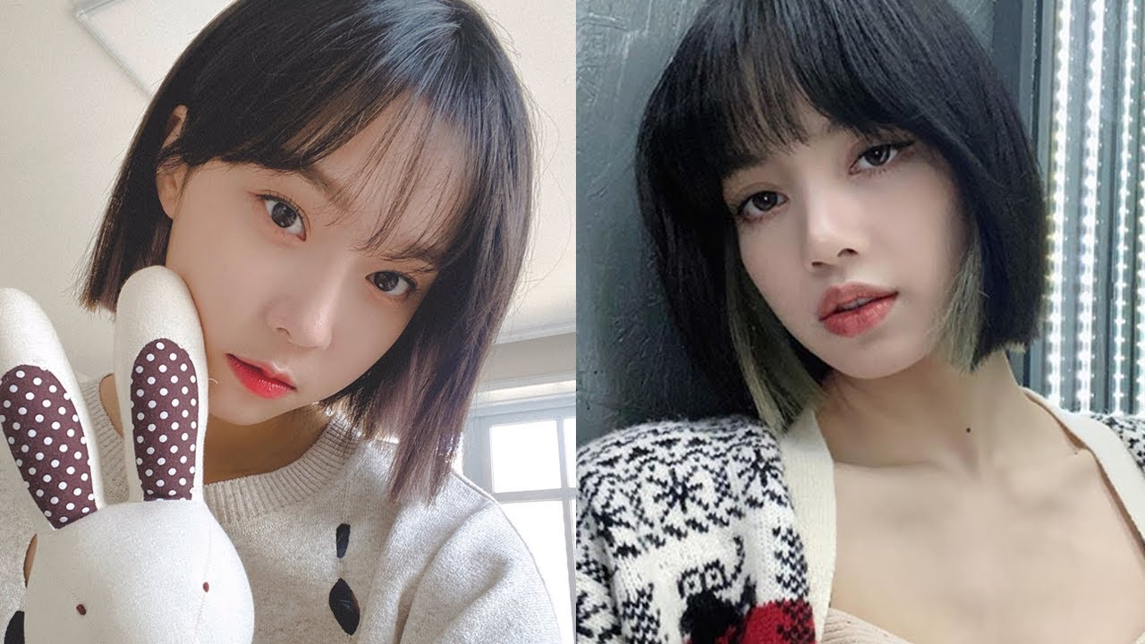 Winter (aespa) Appeared With a New Hairstyle, But Netz Menti0ned Lisa (BLACKPINK)........