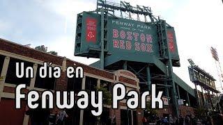 El estadio más legendario del baseball: Fenway Park