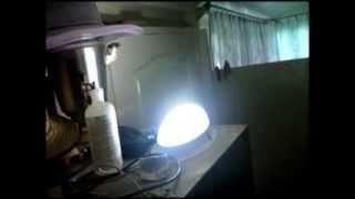 Светодиодный светильник 12Вт(12 светодиодов по 1Вт. БП: 12В 2А (используется половина мощности)., 2014-01-10T22:16:41.000Z)