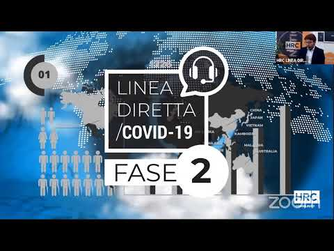 Linea Diretta/Covid-19 Crisis Management  8/5/2020